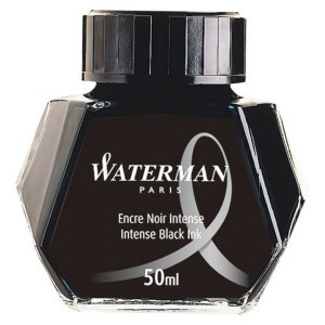 Atrament Waterman 50ml Czarny
